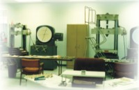 Photo #3 in Mechanical Test Lab